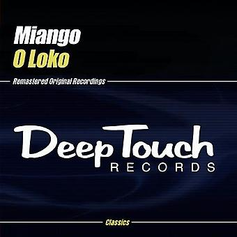 Miango - O ロコ [CD] USA 輸入