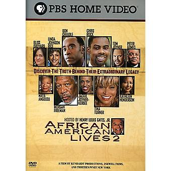 African American Lives 2 [DVD] USA import