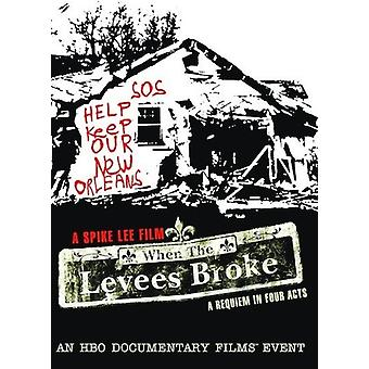 When the Levees Broke (2006) [DVD] USA import