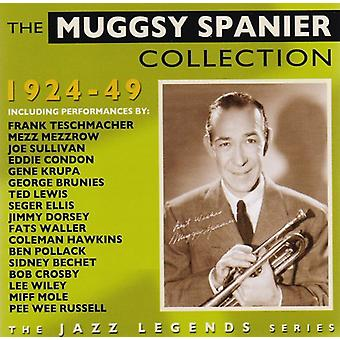 Muggsy Spanier - Muggsy Spanier: Collectie 1924-49 [CD] USA import