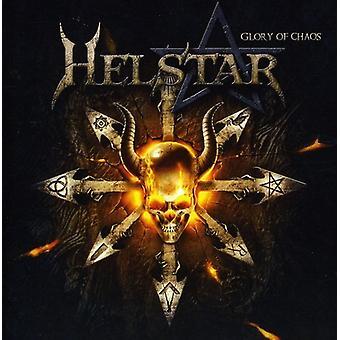 Helstar - Glory of Chaos [CD] USA import