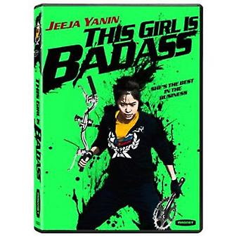This Girl Is Badass [DVD] USA import