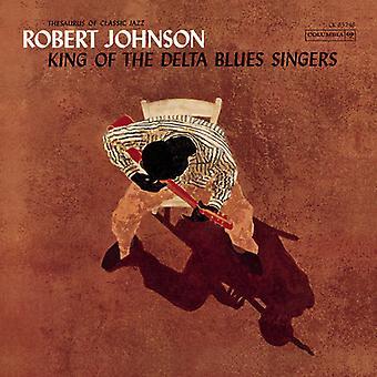 ロバート ・ ジョンソン - デルタ ブルース歌手の王 [CD] USA 輸入