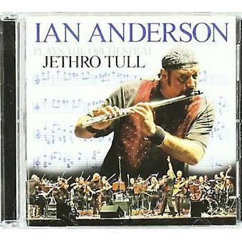 Ian Anderson - Plays Jethro Tull [CD] USA import