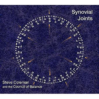 Steve Coleman & the Council of Balanc - Synovial Joints [CD] USA import