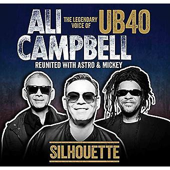 Ali Campbell - silhouet [CD] USA import