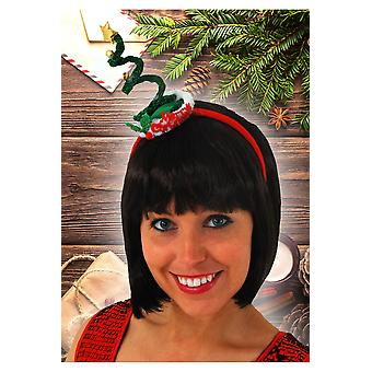 Haar-Accessoires Diadem-Weihnachtsbaum
