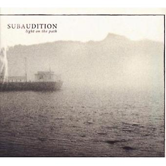 Subaudition - Light on the Path [CD] USA import