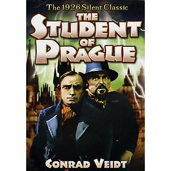 Opiskelija Praha [DVD] USA tuonti