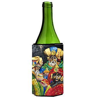 الحكماء الثلاثة النبيذ زجاجة المشروبات عازل نعالها