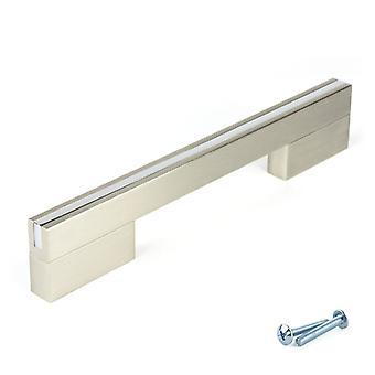 M4TEC Bar Küchenschrank Tür Griffe Schränke Schubladen Schlafzimmer Möbel Pull Griff aus rostfreiem Stahl. F6-Serie