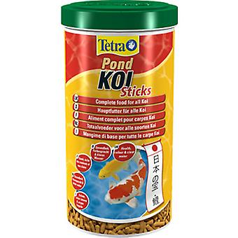Tetra TetraPond Koi sticks, 1 L (Peces , Estanques , Comida)