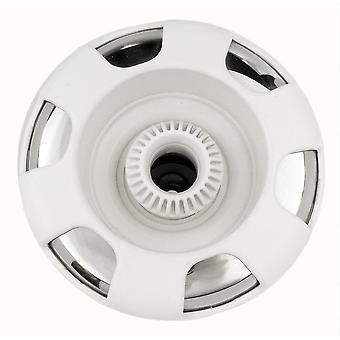 "Waterway 212-7570S 5.25"" SS Directional Power Storm Jet Internal - White"