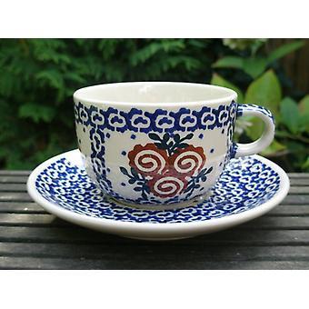 Cup med skål - keramisk servise - tradisjonen 69 - te og kaffe - BSN 62400