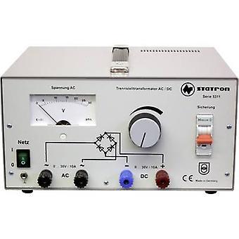 Statron 5311.1 Bench PSU (adjustable voltage) 0 - 30 V 10 A 300 W No. of outputs 2 x