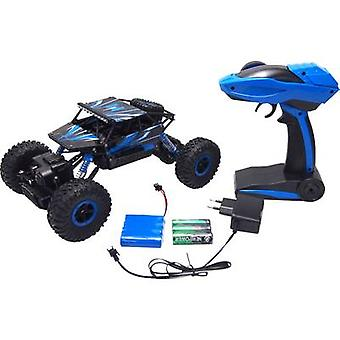 Amewi 22196 Conqueror 1:18 RC model car for beginners Electric Crawler 4WD