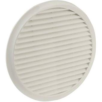 Wallair N33830 Fan grille Plastic Suitable for pipe diameter: 15 cm