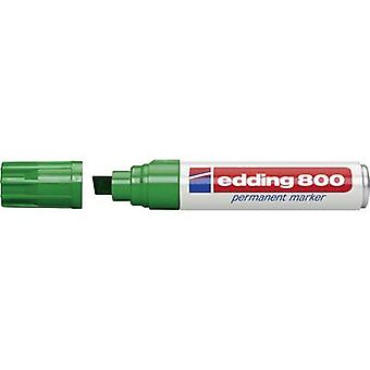 Edding تحرير 800 4-800004 علامة دائمة الأخضر للماء: نعم