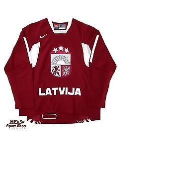 Nike мира IIHF Чемпионата Джерси Латвия