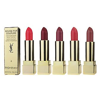 Yves Saint Laurent Rouge Pur Couture Radiance raso Lipstick.20oz/6ml nuovo In scatola