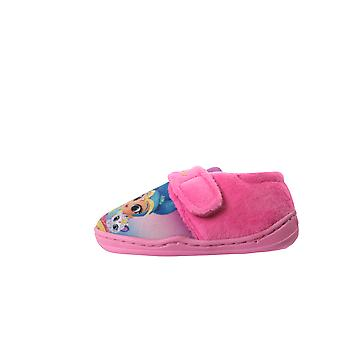 Shimmer & Shine Girls Nazomi Low Top Slippers UK Sizes Child 5-12