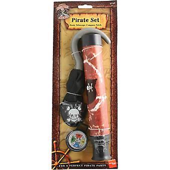 Smiffy's Pirate Set  Hook