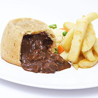 Country Range Frozen Steak and Kidney Pudding Pies