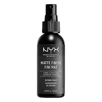NYX PROF. MAKEUP Matte Finish Setting Spray