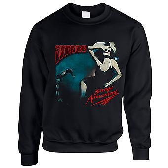 Scorpions- Savage Amusement Sweatshirt