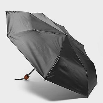 New Peter Storm Mini Compact Umbrella Black