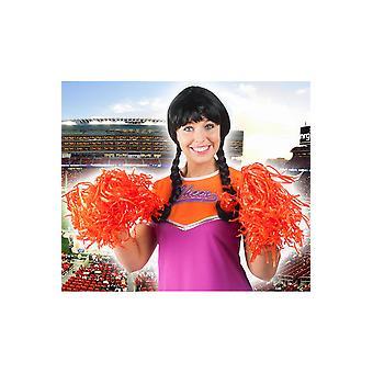 Tilbehør Pom Pom cheerleader Orange