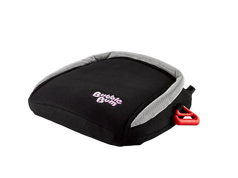 BubbleBum Inflatable Car Booster Seat, Black