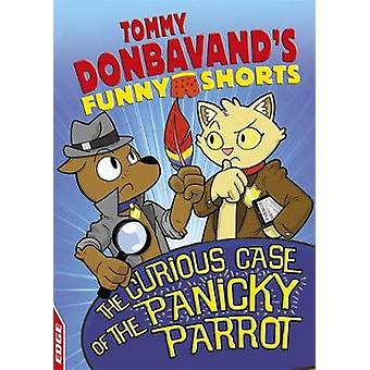 EDGE - Tommy Donbavand's Funny Shorts - The Curious Case of the Panicky