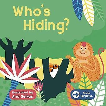 Slide yllätys - kuka piileskelee? Dian yllätyksenä - kuka on piiloutunut? -9781