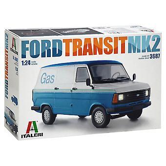 Italeri 3687 Ford Transit MK 2,