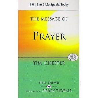 De boodschap van het gebed: het naderen van de troon van genade (Bijbel spreekt vandaag)