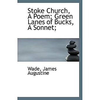 Chargez l'église, un poème; Voies vertes de Bucks, un Sonnet;
