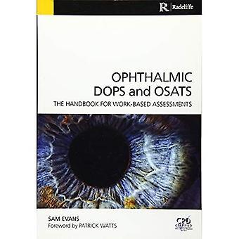 Ophthalmica DOPS og OSATS: håndboken for arbeidsbasert vurderinger