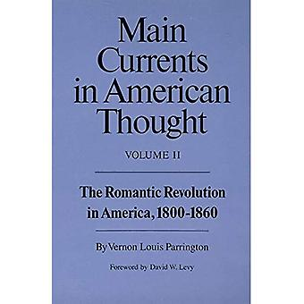 Romantische Revolution in Amerika, 1800-1860