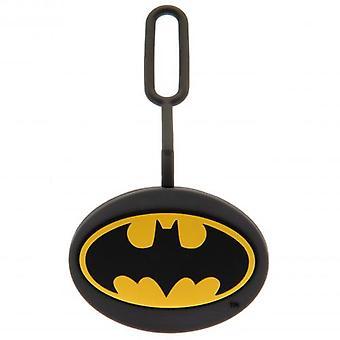 Batman bagagelabel.
