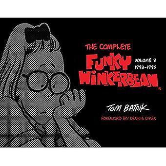 Den kompletta Funky Winkerbean: Volym 8, 1993-1995