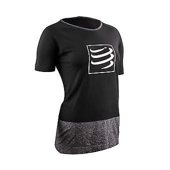 Compressport Womens T-Shirt de formation
