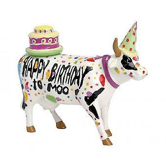 Lehmän Parade hyvää syntymäpäivää Moo (medium)