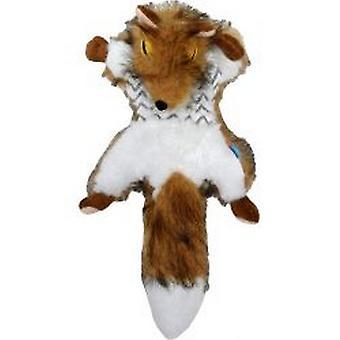 Hemm & Boo Country Fox Roadkill Pet Toy