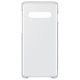 Samsung Galaxy S10+ | Hard, Transparent Case