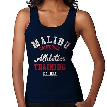 Colete de Malibu Atletismo treinamento feminino