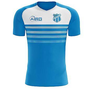 2019-2020 Marseille Away Konzept Fußballtrikot