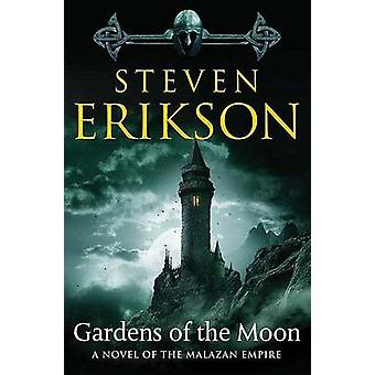 Gardens of the Moon by Steven Erikson - 9780765322883 Book