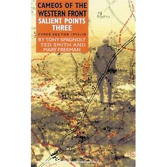 Cameos of the Western Front - Salient Points - Ypres Sector - 1914-1918 -