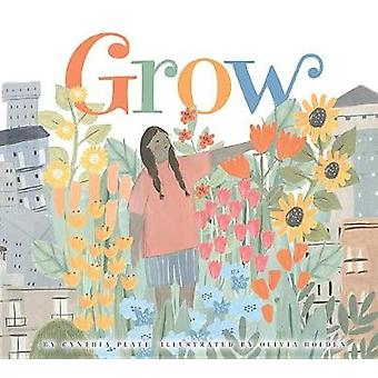 Grow by Cynthia  Platt - 9781681522395 Book